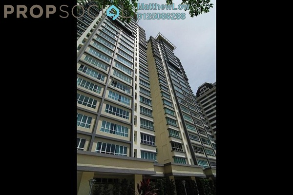 For Rent Condominium at Birch The Regency, Georgetown Freehold Fully Furnished 2R/2B 2.3k