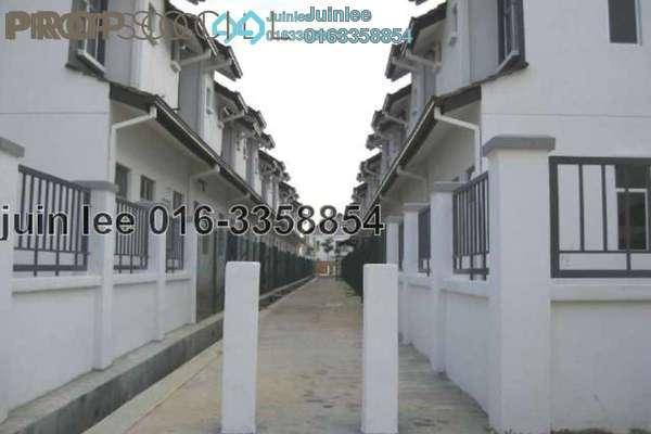 For Sale Terrace at Indah Residences, Kota Kemuning Freehold Unfurnished 4R/4B 750k