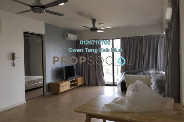 For Rent Condominium at USJ One Park, UEP Subang Jaya Leasehold Fully Furnished 1R/1B 1.7k