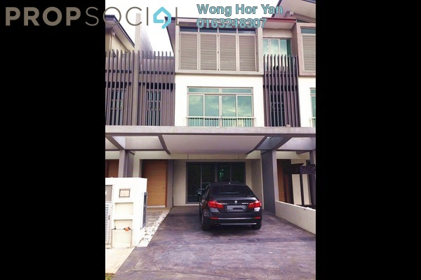 For Sale Terrace at D'Island, Puchong Leasehold Unfurnished 6R/6B 1.15m