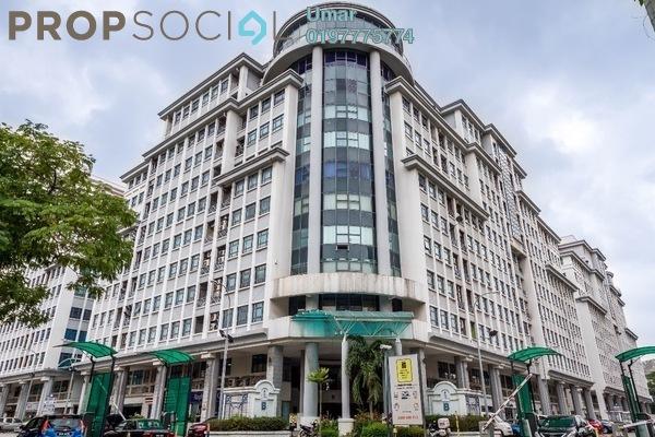 For Sale Office at Kelana Square, Kelana Jaya Leasehold Fully Furnished 0R/0B 460k