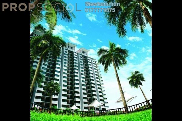 For Rent Condominium at One Damansara, Damansara Damai Leasehold Semi Furnished 3R/2B 1.25k