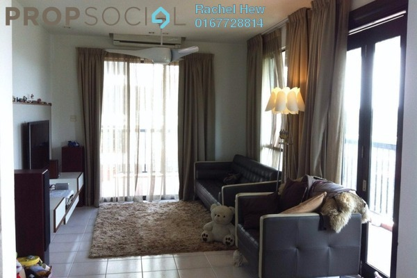 For Sale Condominium at Armanee Condominium, Damansara Damai Leasehold Semi Furnished 4R/3B 689k