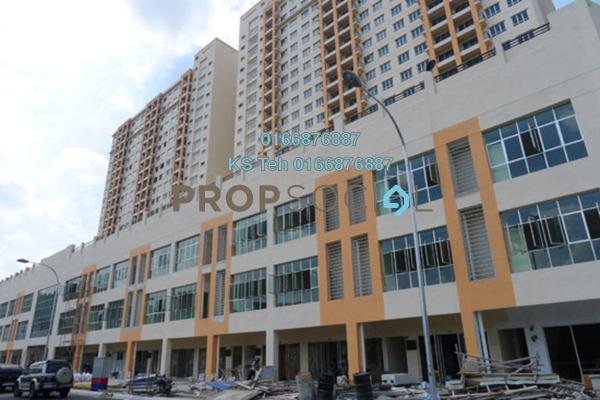 For Sale Condominium at Connaught Avenue, Cheras Leasehold Semi Furnished 3R/2B 430k