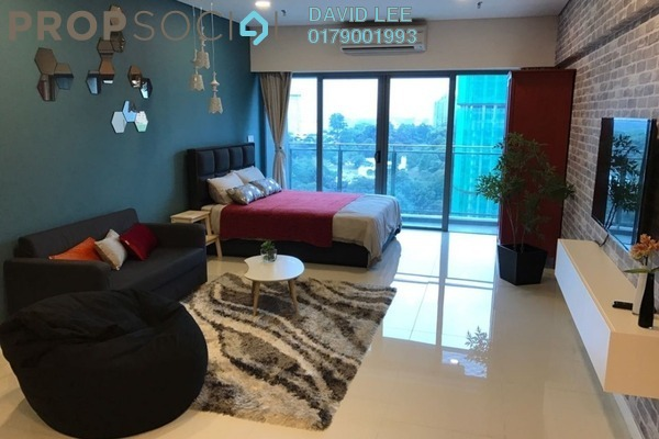 For Rent SoHo/Studio at Summer Suites, KLCC Leasehold Fully Furnished 1R/1B 2.5k