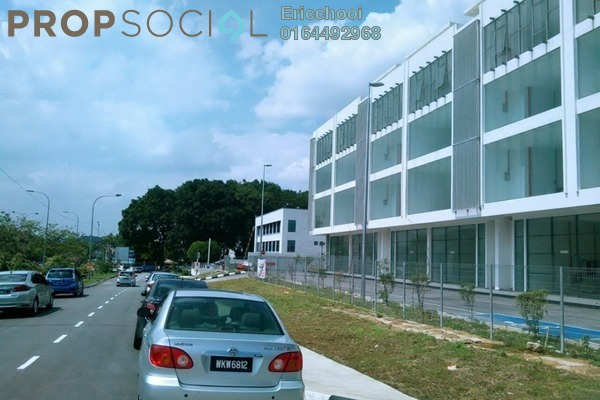 For Sale Factory at Hicom Glenmarie, Glenmarie Freehold Unfurnished 0R/4B 7m