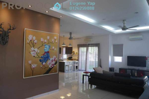For Sale Semi-Detached at Seri Aman Heights, Sungai Buloh Freehold Semi Furnished 4R/3B 1.15m