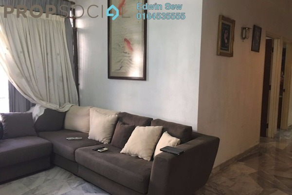 For Sale Apartment at Excel Court, Tanjung Tokong Freehold Semi Furnished 3R/2B 520k