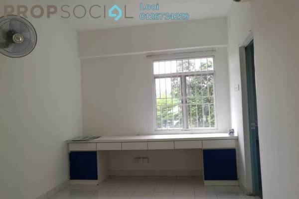 For Rent Apartment at Taman Cuepacs, Batu 9 Cheras Freehold Semi Furnished 3R/2B 1.2k