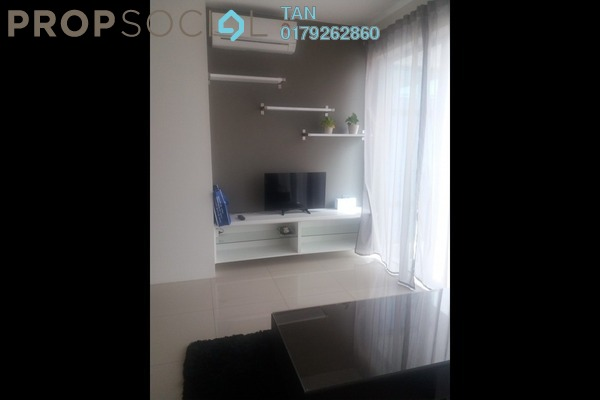 For Rent SoHo/Studio at Trefoil, Setia Alam Freehold Fully Furnished 2R/2B 2.2k
