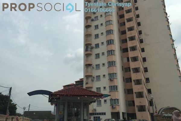 For Sale Apartment at Taman Ampang Utama, Ampang Leasehold Unfurnished 3R/2B 355k