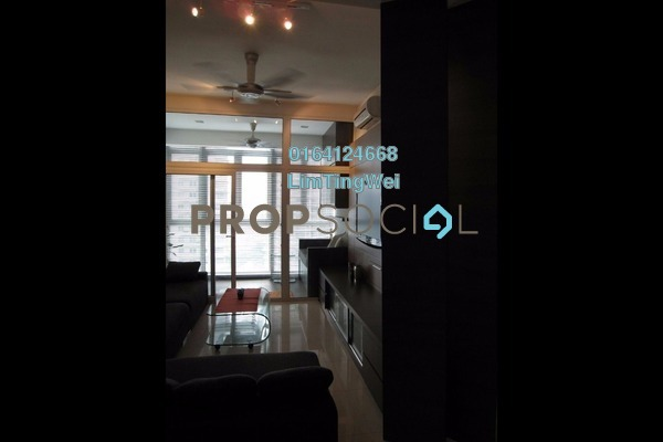 For Rent Condominium at Marc Service Residence, KLCC Freehold Fully Furnished 2R/2B 6.2k