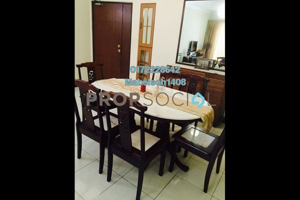 For Rent Condominium at Vista Kiara, Mont Kiara Freehold Fully Furnished 3R/2B 2.6k
