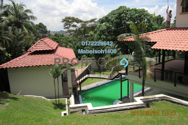 For Sale Bungalow at Gasing Indah, Gasing Heights Freehold Fully Furnished 6R/4B 6m