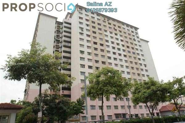 For Sale Apartment at Bandar Tasik Selatan Flat, Bandar Tasik Selatan Freehold Unfurnished 3R/2B 190k