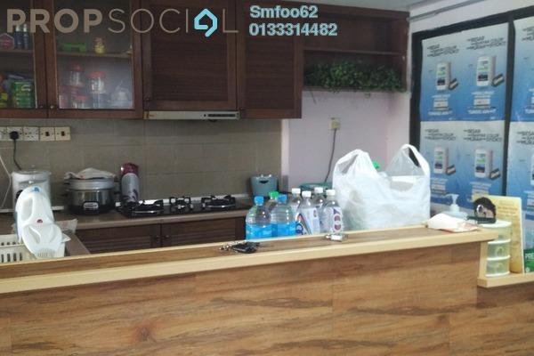 For Rent Condominium at La Villas Condominium, Setapak Freehold Semi Furnished 3R/2B 1.55k