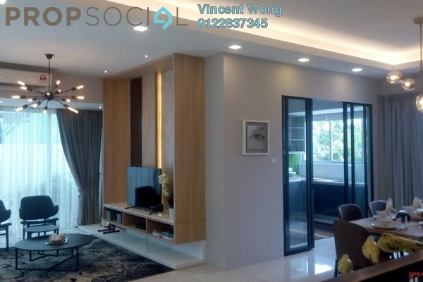For Sale Villa at Elevia Residences, Bandar Puchong Utama Leasehold Unfurnished 4R/4B 1.28m