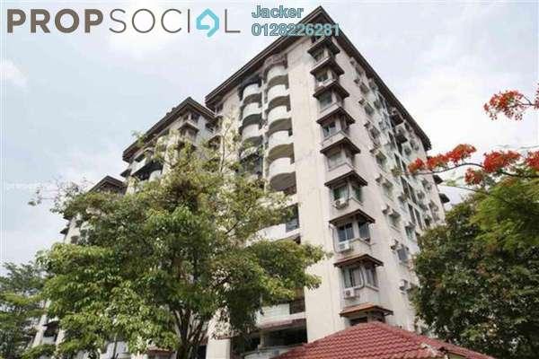 For Rent Condominium at Ascadia Lake View, Pandan Perdana Leasehold Semi Furnished 3R/2B 1.15k
