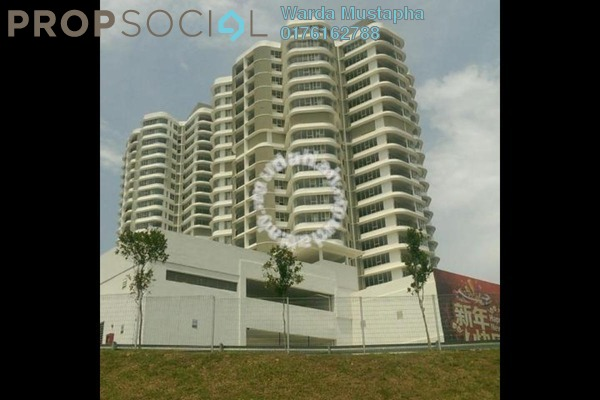 For Rent Condominium at Green Beverly Hills, Putra Nilai Freehold Fully Furnished 2R/2B 1.75k