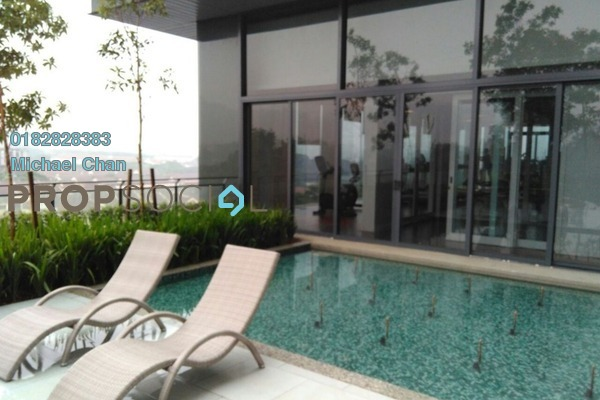 For Sale Condominium at Verdana, Dutamas Freehold Semi Furnished 4R/4B 1.16m