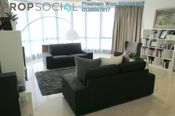 For Sale Condominium at 11 Mont Kiara, Mont Kiara Freehold Semi Furnished 4R/5B 2.76m
