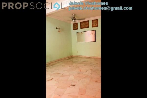 For Rent Terrace at Berjaya Park, Shah Alam Freehold Semi Furnished 4R/3B 1.4k