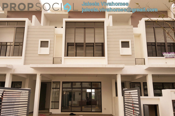 For Sale Terrace at Sunway Kayangan, Shah Alam Leasehold Unfurnished 5R/6B 910k