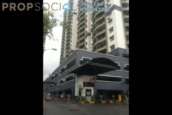 For Rent Condominium at Pandan Villa, Pandan Indah Leasehold Unfurnished 3R/2B 1.3k