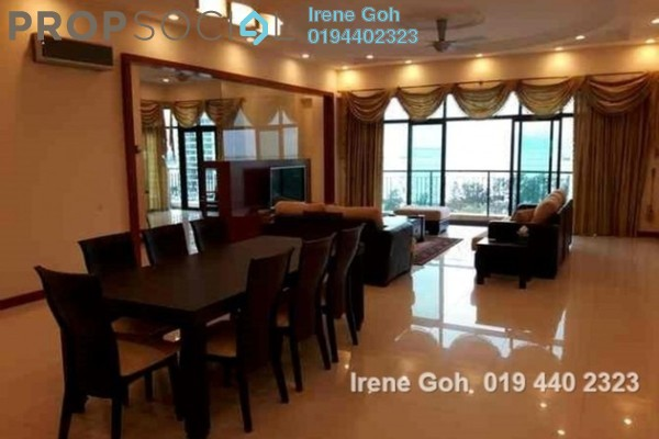 For Sale Condominium at The Palazzo, Pulau Tikus Freehold Fully Furnished 4R/5B 2.5百万