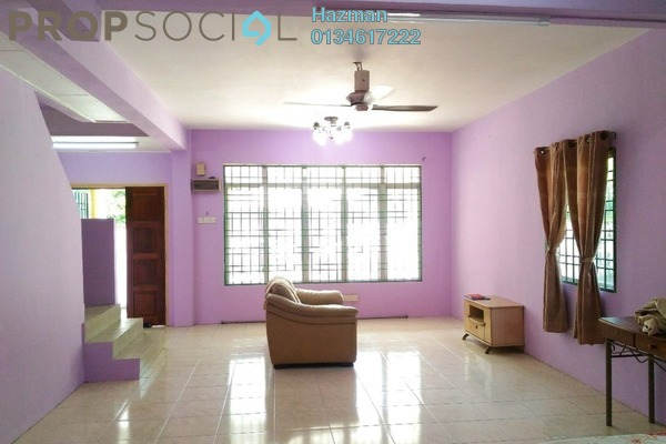 For Sale Terrace at Taman Bukit Ria, Kajang Freehold Semi Furnished 4R/3B 560k