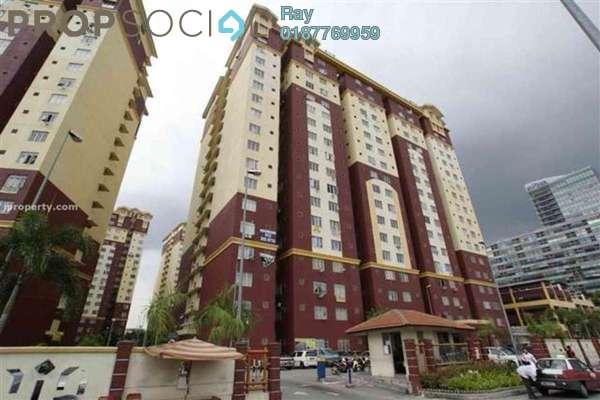 For Rent Condominium at Mentari Court 1, Bandar Sunway Leasehold Fully Furnished 3R/2B 1.15k