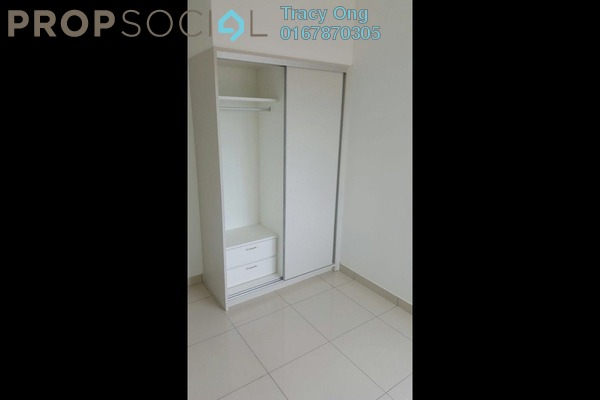 For Rent Condominium at The Rafflesia, Damansara Perdana Leasehold Semi Furnished 3R/2B 1.6k