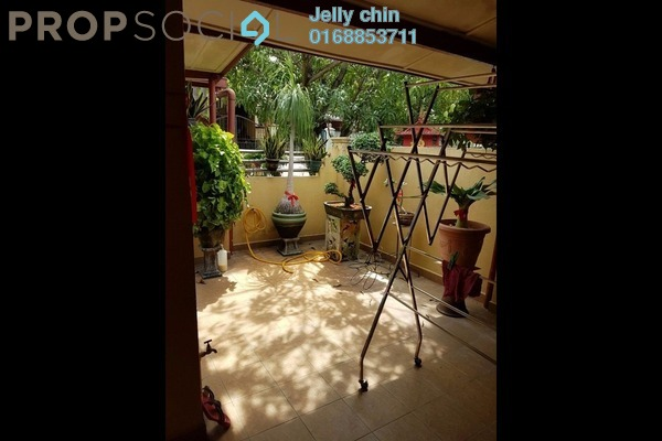 For Sale Terrace at Taman Cheras Utama, Cheras South Freehold Unfurnished 3R/2B 365k