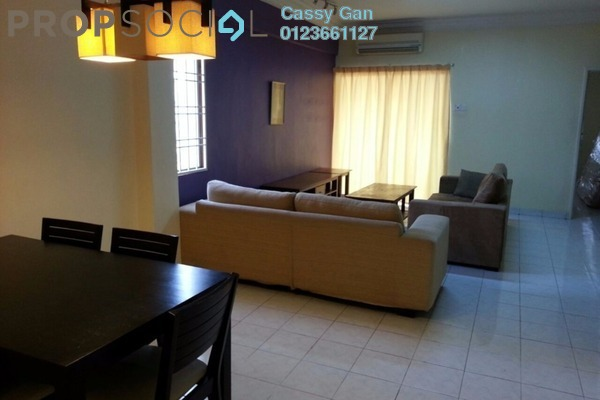For Rent Condominium at Pelangi Damansara, Bandar Utama Leasehold Fully Furnished 3R/2B 1.6k