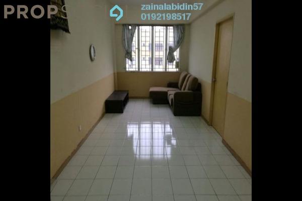 For Rent Condominium at Taman Selayang, Selayang Freehold Semi Furnished 3R/2B 800translationmissing:en.pricing.unit