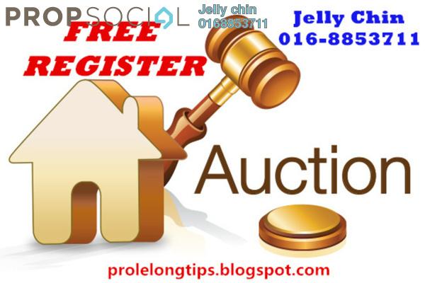 For Sale Terrace at BK3, Bandar Kinrara  Unfurnished 4R/3B 780k