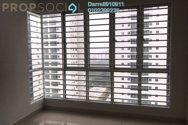 For Rent Condominium at Maxim Citilights, Sentul Leasehold Semi Furnished 3R/2B 1.7k