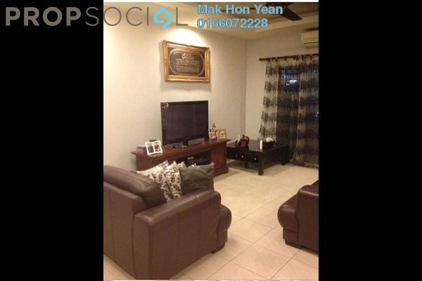 For Sale Terrace at Taman Puchong Prima, Puchong Freehold Semi Furnished 5R/4B 928k