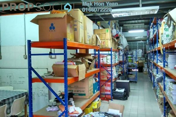 For Sale Factory at Puchong Utama Industrial Park, Bandar Puchong Utama Freehold Unfurnished 1R/1B 738k