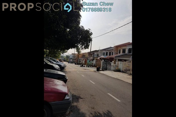 For Sale Terrace at Taman Cheras Mas, Cheras South Freehold Unfurnished 3R/3B 415k