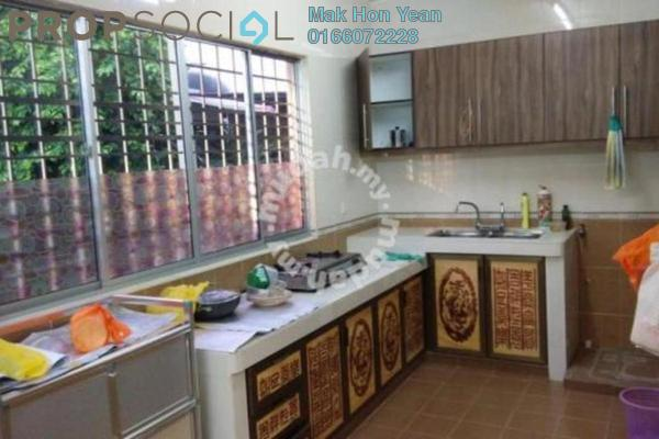 For Sale Terrace at PU12, Bandar Puchong Utama Freehold Semi Furnished 4R/3B 528k