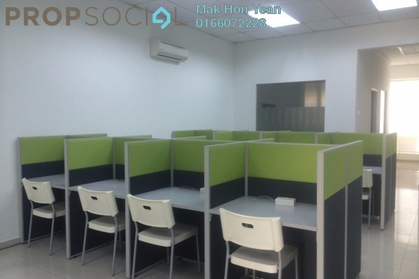 For Rent Office at Puteri 8, Bandar Puteri Puchong Freehold Semi Furnished 1R/2B 2k