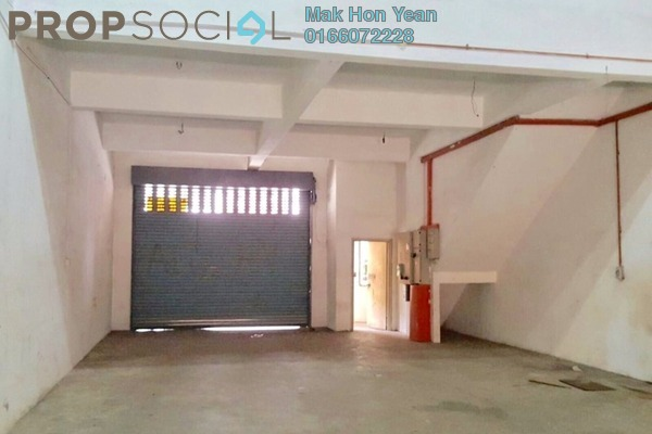 For Rent Factory at Taman Meranti Jaya Industrial Park, Puchong Freehold Unfurnished 1R/1B 3.3k