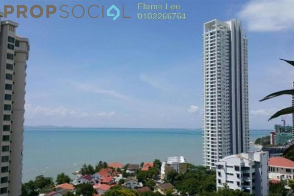 For Sale Condominium at Diamond Villa, Tanjung Bungah Freehold Fully Furnished 4R/3B 968k