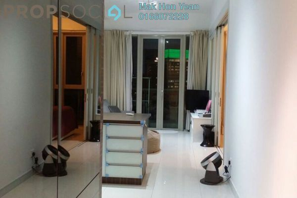 For Rent Condominium at Marc Service Residence, KLCC Freehold Fully Furnished 2R/2B 4.8k