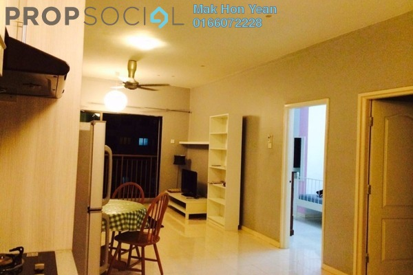 For Sale Condominium at Puri Aiyu, Shah Alam Freehold Semi Furnished 3R/2B 368k