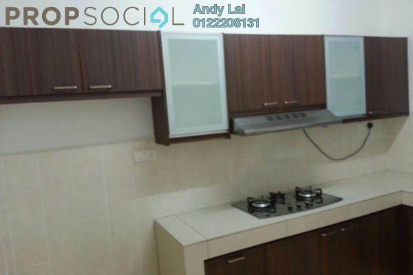 For Rent Condominium at Pearl Avenue, Simpang Ampat Freehold Semi Furnished 3R/2B 1.3k
