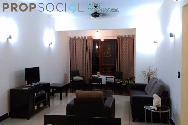 For Rent Condominium at Surian Condominiums, Mutiara Damansara Freehold Fully Furnished 3R/2B 3.5k