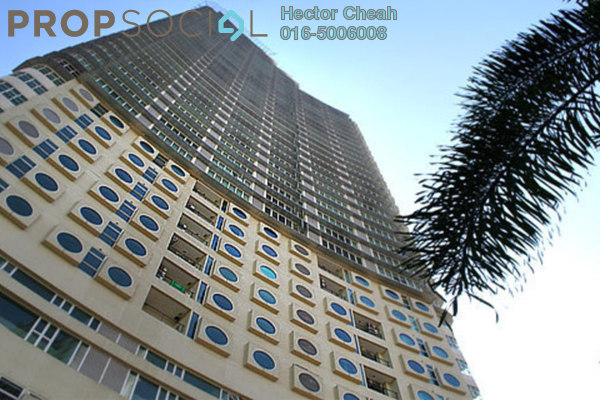 For Rent Condominium at Park View, KLCC Freehold Fully Furnished 1R/1B 2.7k