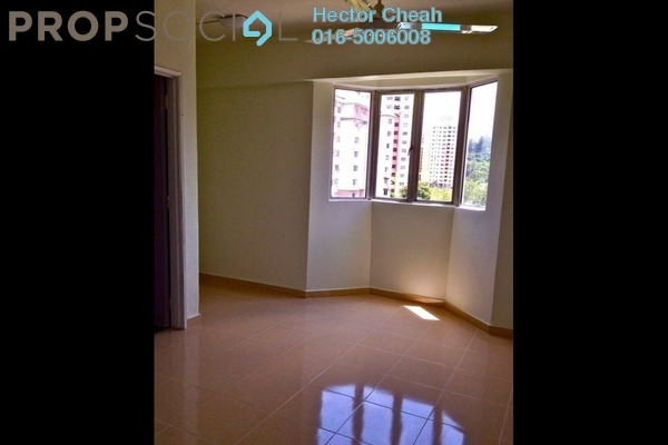 For Rent Condominium at Tasik Heights Apartment, Bandar Tasik Selatan Leasehold Semi Furnished 3R/2B 1.3k
